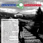 Locandina Ferrovie Dimenticate 2014