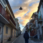 Rocchetta Sant'Antonio - La strada Larga