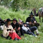 DELICETO - Un momento del film sui briganti