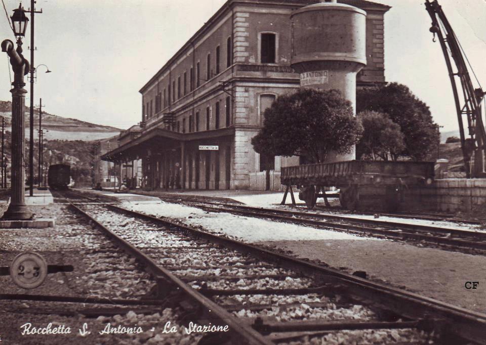 stazione anni '50