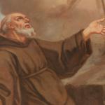 Tela: San Francesco di Paola