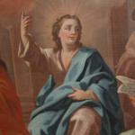 Tela: Gesù tra i dottori